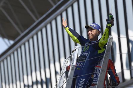 Valentino Rossi Motogp Aragon 2017 1