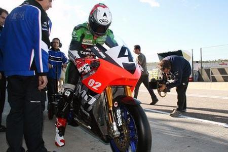 Kenny Noyes Moto2