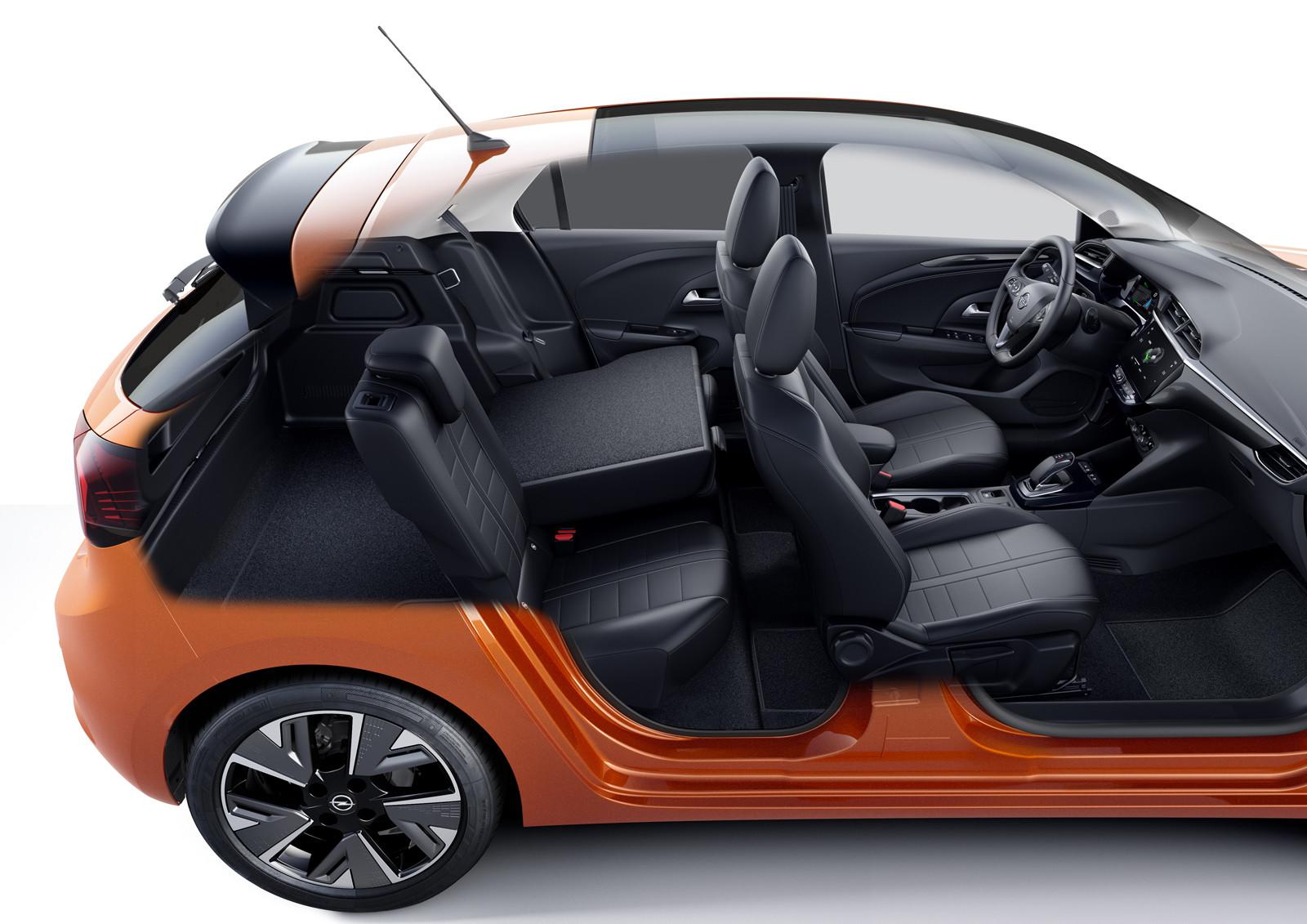 Foto de Opel Corsa 2019 (presentación estática) (13/46)