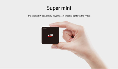 Por 23 euros tu viejo televisor será casi un Smart TV con esta TV Box Android Scishion V88