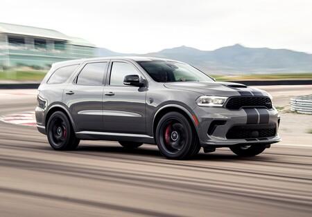 Dodge Durango Srt Hellcat 2021 3