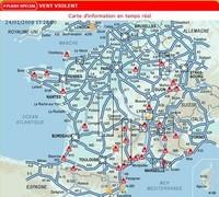 Ayuda online para conducir en Francia