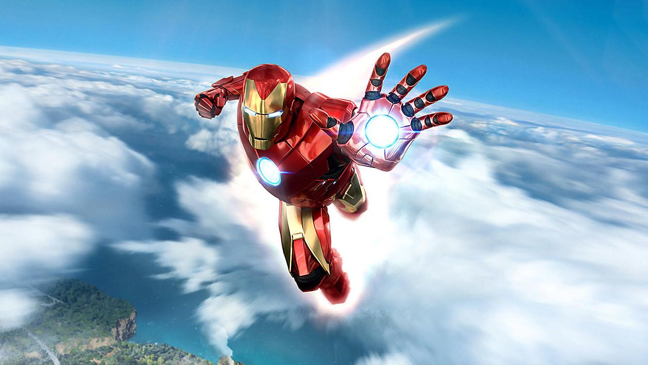 Marvel's Iron Man VR es uno de los juegos más potenciales para sumarse de una vez por todas a la realidad...