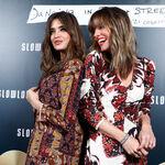 Sara Carbonero e Isabel Jiménez presentan lo nuevo de Slow Love con looks boho ideales