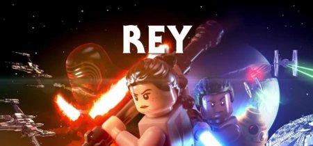Rey protagoniza el nuevo tráiler de LEGO Star Wars: El Despertar de la Fuerza