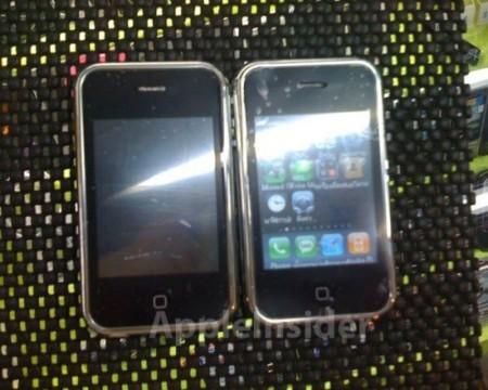 """Un clon del """"iPhone nano"""" ya se vende en Thailandia"""