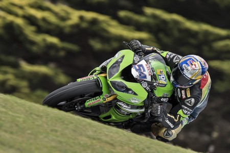 Kenan Sofuoglu Supersport Tailandia 2018