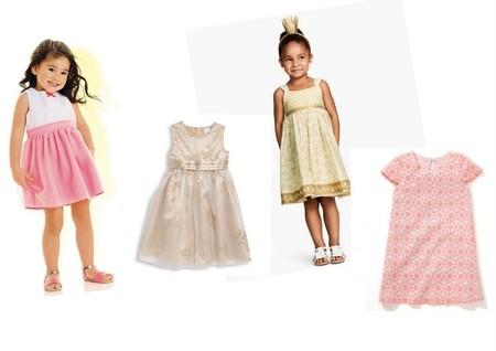 Vestidos niñas low cost ceremonia
