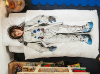 Fundas nórdicas para niños que sueñan con lo que serán de mayores