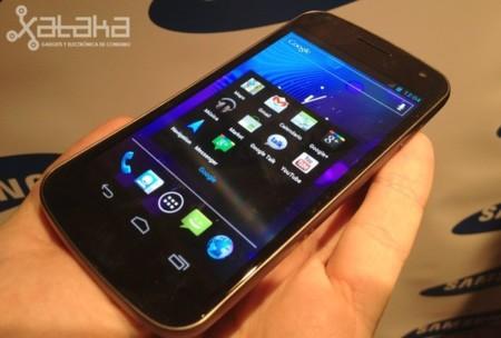 Galaxy Nexus Android 4 0