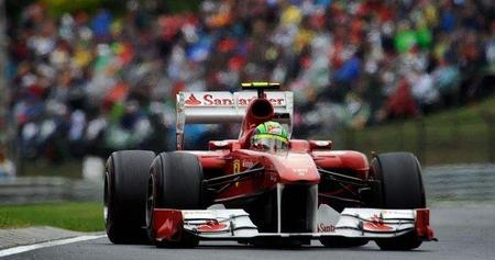 Ferrari ya trabaja a fondo en el coche de 2012