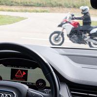 Ducati, Audi y Ford se han unido para crear un sistema de comunicación total que evita accidentes