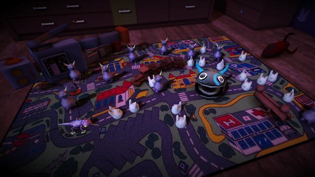 Nighttime Terror VR