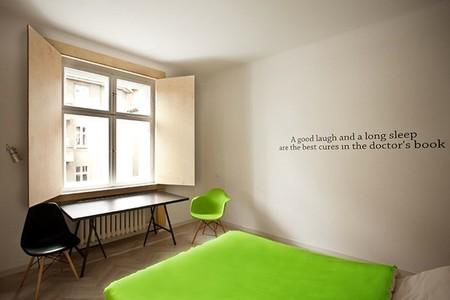 Quotel, una frase para cada habitación