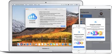Así puedes compartir fotos con tus familiares en macOS