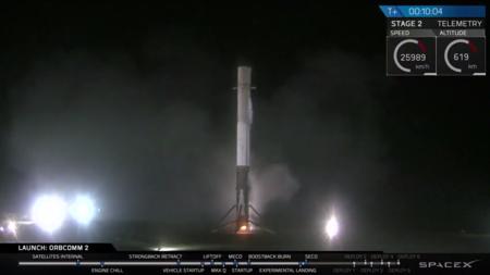 ¡Lo han conseguido! SpaceX logra por primera vez que su cohete regrese a tierra sano y salvo