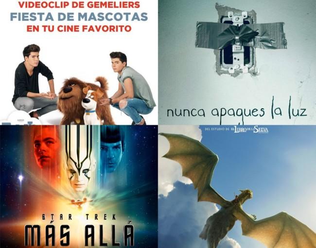 Las películas más taquilleras en España