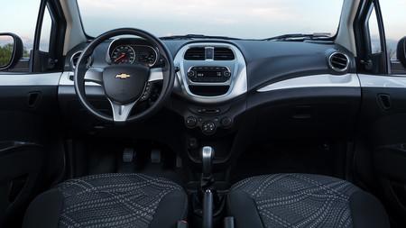 Chevrolet Beat Lt Interior