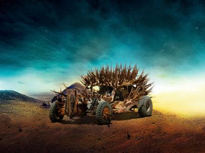 El color de Mad Max, Sally Mann, Zacharie Rabehi y más: Galaxia Xataka Foto