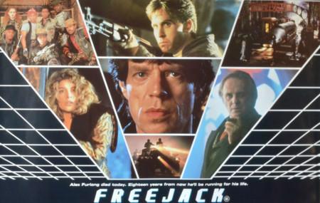 Ciencia-ficción: 'Freejack: sin identidad', de Geoff Murphy