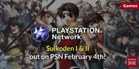 Suikoden y Suikoden II harán muy pronto las delicias de los fans de los RPG en Playstation Network