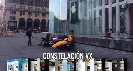 La PC Master Race, colas para el iPhone 6 y el SEAT Ibiza. Constelación VX (CCVIII)