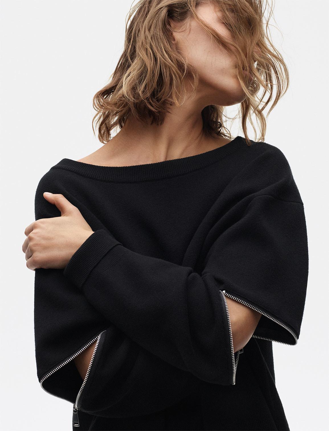 Foto de Zara editorial knit 2017 (7/11)