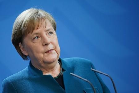 Merkel Alemanya Efe