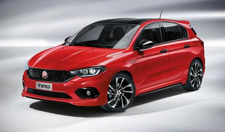 El S-Design deja de ser el Fiat Tipo más deportivo: el compacto estrena la nueva variante Sport