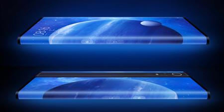 Xiaomi Mi MIX Alpha: Xiaomi estrena los 108 megapíxeles en un móvil 5G con pantalla envolvente