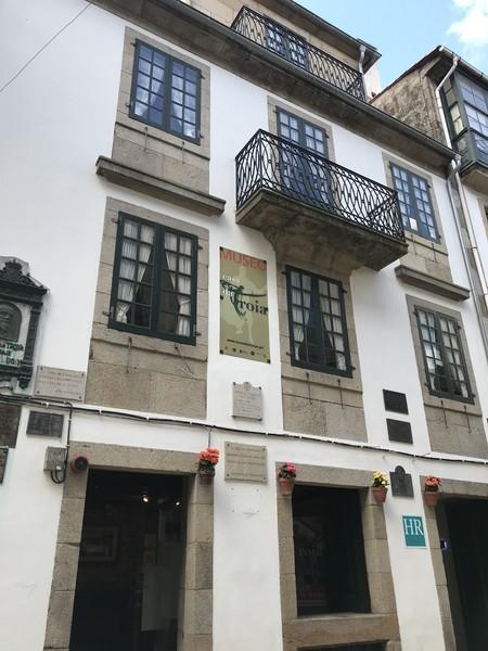 La Casa de la Troya, historia viva del Santiago de Compostela universitario