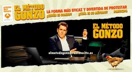 El Método Gonzo, una mezcla de estilos televisivos