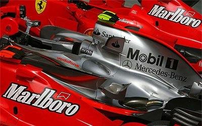 Ferrari y McLaren desacreditan la Fórmula 1