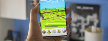 Probamos 'Minecraft Earth': el juego de realidad aumentada de Mojang tiene muchos bloques, pero también margen de mejora