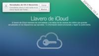 Llavero de iCloud, novedades de OS X Mavericks