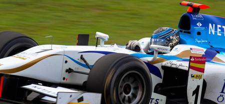 Jake Rosenzweig completa la alineación de Barwa Addax para la GP2