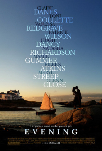 Poster y trailer de 'Evening'