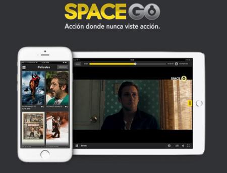 Space Go, la nueva aplicación de series y películas que llega a los dispositivos móviles