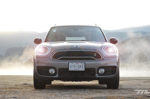 MINI Countryman S E Plug-in Hybrid, a prueba: un MINI para desmontar mitos