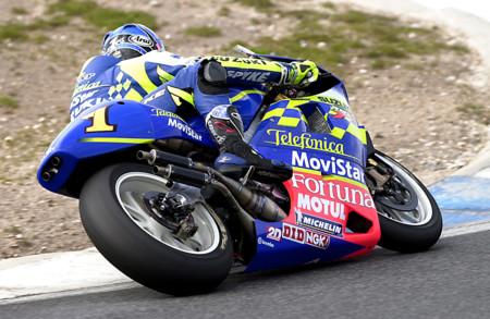 Kenny Roberts Jr Suzuki 2000