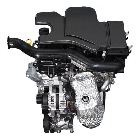 2014 Yaris Engine 1 0