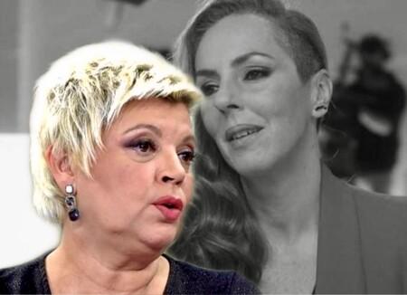 """Terelu Campos se rompe y confiesa su calvario al escuchar a Rocío Carrasco: """"He pasado noches sin dormir y con pesadillas"""""""