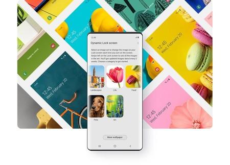 Samsung OneUI 2.5 ya permite usar los gestos de Android 10 en cualquier launcher