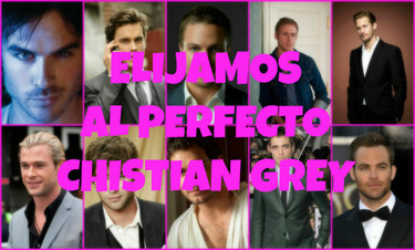 Basta ya de rumores con '50 sombras de Grey': ¡Vota y elige a Christian Grey!