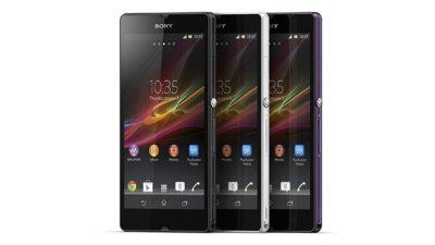 Sony empieza a actualizar sus viejos Xperia Z y Xperia ZR a Android 5.0.2 Lollipop