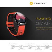Reloj inteligente Xiaomi Amazfit Sports por 99,99 euros y envío gratis en Amazon