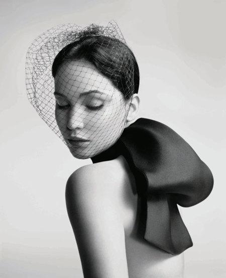 Jennifer Lawrence, más inocente que nunca como nueva imagen de Miss Dior