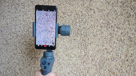 Dji Osmo Mobile Vertical
