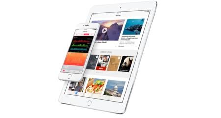 Estas son las novedades de iOS 9.3 para iPhone, iPad y CarPlay