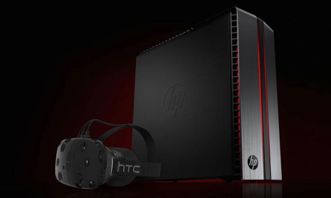 HTC estaría por aliarse con HP para crear el primer ordenador marca Vive para realidad virtual